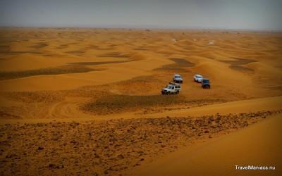 Marokko's Sahara