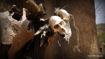 Permalink to:Mystieke sfeer in noord Togo