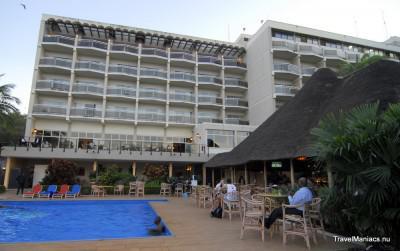 Hotel Rwanda.