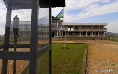 Rwanda, Murambi. Je word er stil van bij een bezoek...