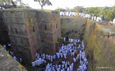Ethiopië - Lalibela