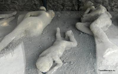 Italië, Napels, Pompeï