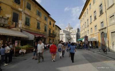 Italië, Pisa