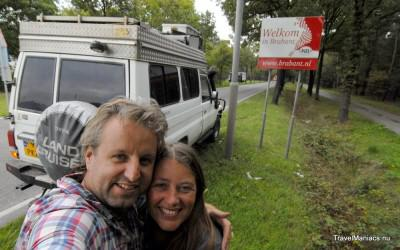 Terug in Brabant, Europa