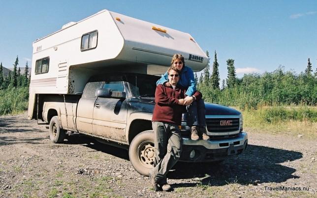 Reisauto-Alaska