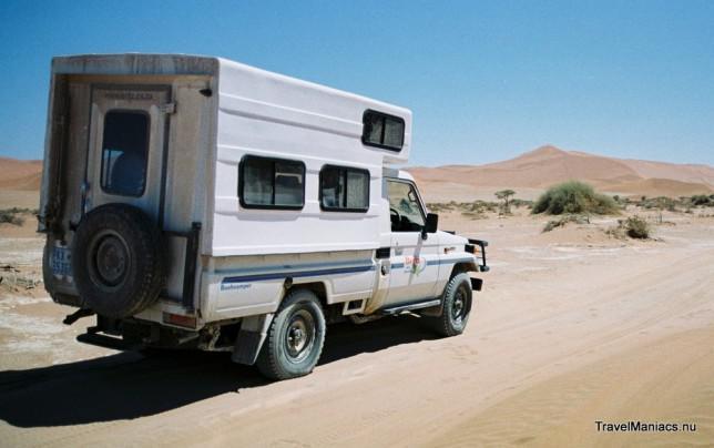 Reisauto-Zuidelijk Afrika