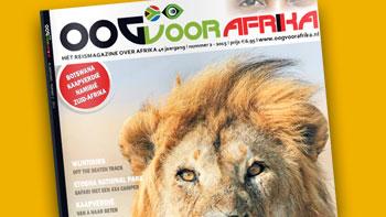 Permalink to:Publicatie in 'Oog voor Afrika'